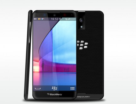 BlackBerry A10 Aristo