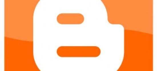 Il logo di Blogger