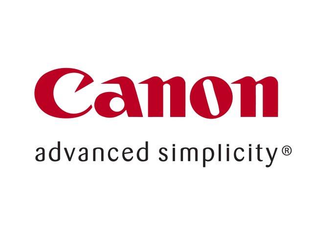 Il logo di Canon