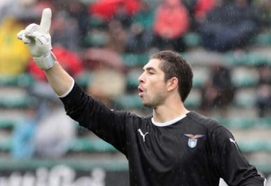 Carrizo va in prestito al Catania (foto Infophoto)