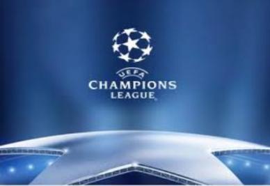 Il logo della Champions League (Ansa)