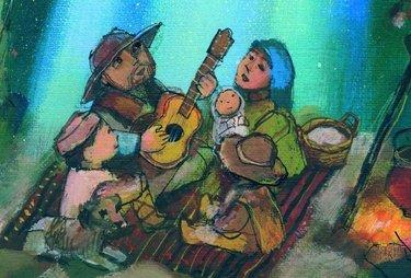 NATALE/ La notte che ho visto le stelle: la musica di Claudio Chieffo prende forma e colore