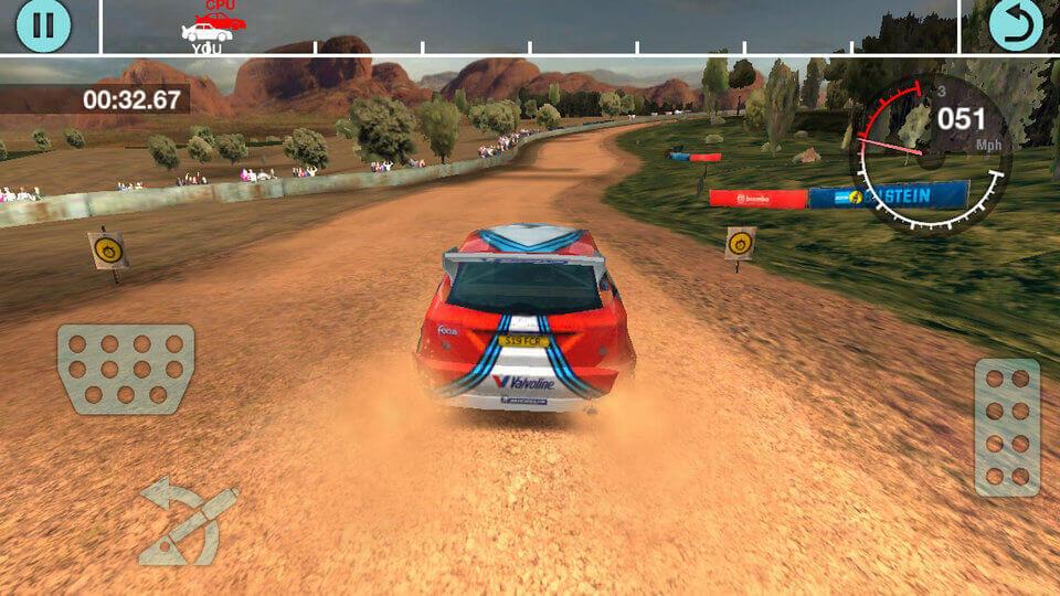 Colin McRae Rally su iOS