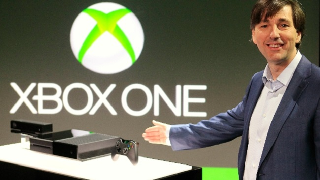 Don Mattrick e l'Xbox One