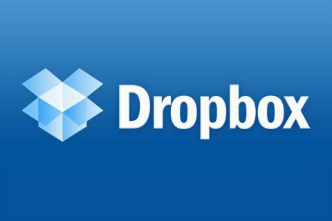 Il logo di Dropbox