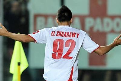El Shaarawy (Foto: Ansa)