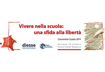 Il logo del Convegno Nazionale dell'Associazione DIESSE (Bologna, Ottobre 2014)
