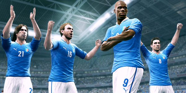 Il Fox Engine di PES 2014