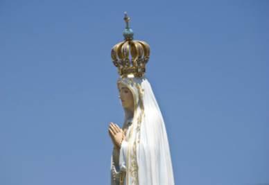 La Madonna di Fatima (Foto Fotolia)