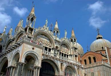 La Basilica di San Marco a Venezia (Foto Fotolia)