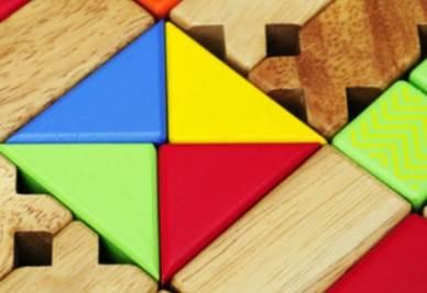 Forme geometriche (Immagine Fotolia)