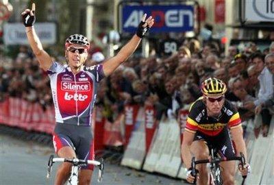 Philippe Gilbert, vincitore delle ultime due edizioni della gara