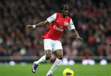 Il matchwinner dell'incontro: Gervinho (Infophoto)