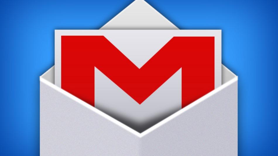 Il logo di Gmail