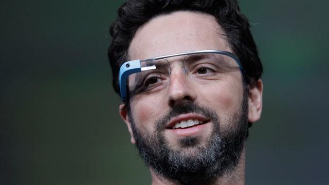 Il primo modello di Google Glass
