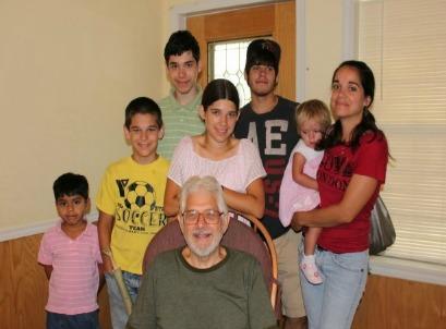 La famiglia di Hal Stanley