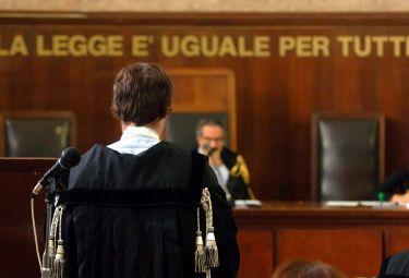Si torna a discutere di riforma della giustizia (Imagoeconomica)