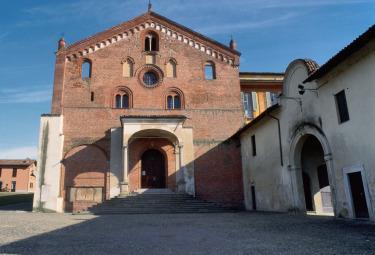 L'Abbazia di Morimondo (Foto Imagoeconomica)