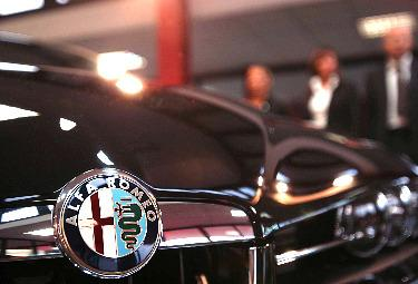 Alfa Romeo (Imagoeconomica)