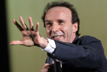 Roberto Benigni (Imagoeconomica)