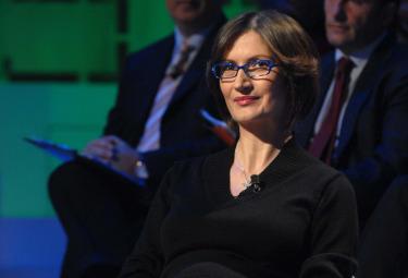 Maria Stella Gelmini (Imagoeconomica)