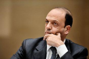 Il ministro della giustizia Angelino Alfano (Imagoeconomica)
