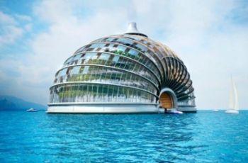 The rk progettata dall'architetto russo Remizov