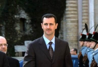 Bashar Al Assad (Foto: IMAGOECONOMICA)