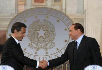 L'Italia e la svolta in Libia (Imagoeconomica)