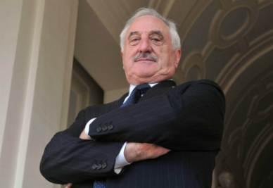 Alberto Bombassei (Foto Imagoeconomica)
