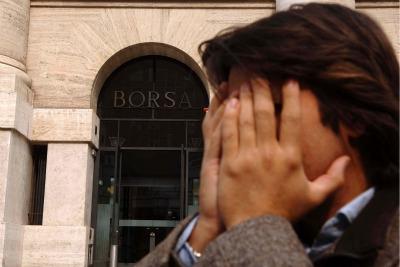 La Borsa di Milano oggi aveva illuso (Foto: IMAGOECONOMICA)