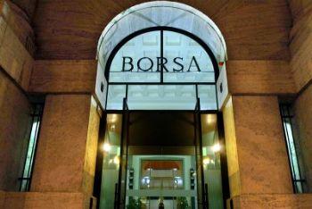 La Borsa di Milano (Foto Imagoeconomica)