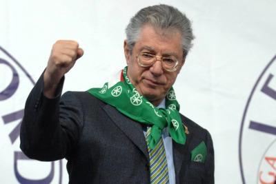 Umberto Bossi (Imagoeconomica)
