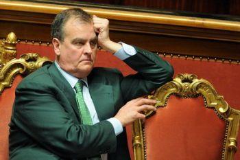 Il ministro Roberto Calderoli (Imagoeconomica)