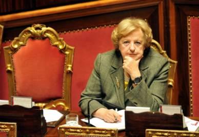 Anna Maria Cancellieri (Foto Imagoeconomica)