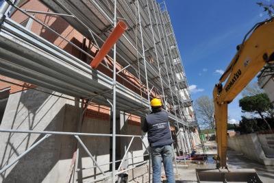 Il social housing (Imagoeconomica)