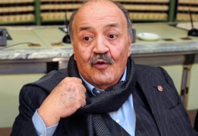 Maurizio Costanzo (Foto Imagoeconomica)