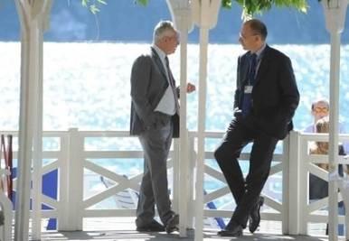 Enrico Letta e Giulio Tremonti (Imagoeconomica)