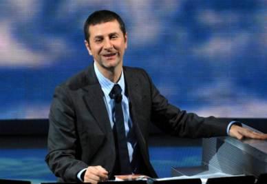 Fabio Fazio (Foto Imagoeconomica)
