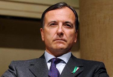 Franco Frattini (Foto Imagoeconomica)
