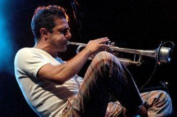 Il trombettista Jazz Paolo Fresu (Imagoeconomica)