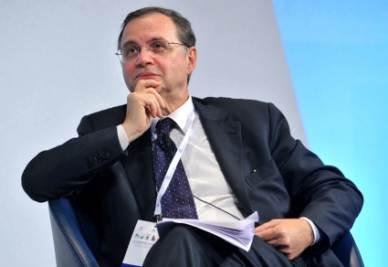 Ignazio Visco (Foto Imagoeconomica)