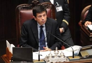 Maurizio Lupi (Imagoeconomica)