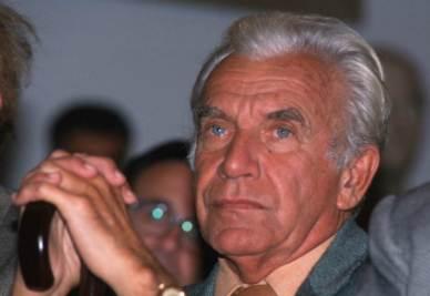 Lucio Magri (Foto Imagoeconomica)