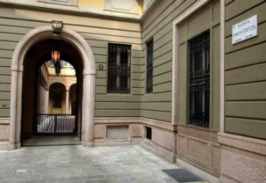 L'ingresso di Mediobanca (Imagoeconomica)