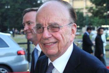 Rupert Murdoch (Foto Imagoeconomica)