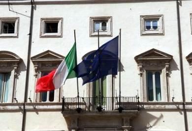 Palazzo Chigi (Imagoeconomica)