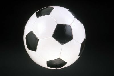 Pallone da calcio, foto da repertorio
