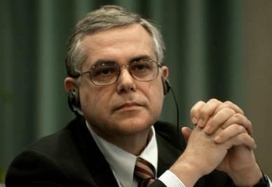 Lucas Papademos (Foto Imagoeconomica)