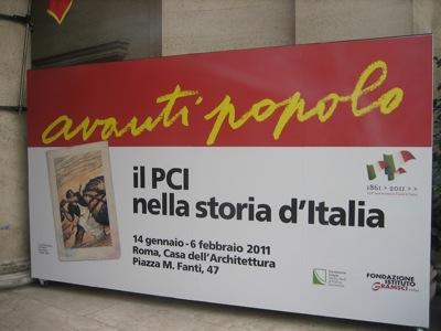 Avanti popolo! - La mostra del Pci a Roma